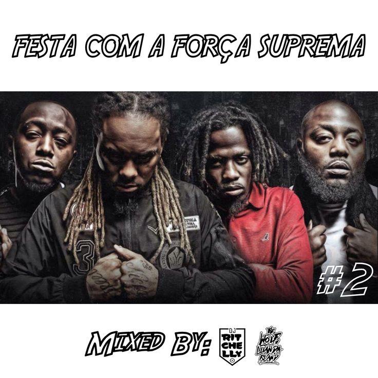 Dj Ritchelly – Festa Com A Força Suprema (Mix Part.2) | Download