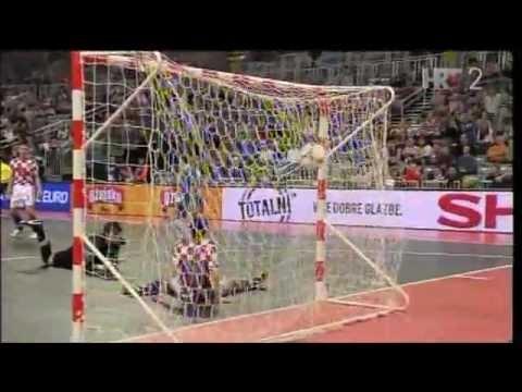 Italy - Croatia 3:1 Euro Futsal 2012