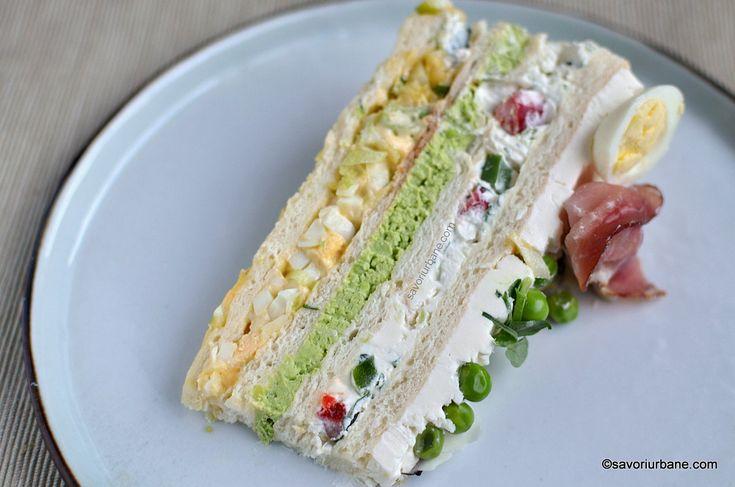 felie de tort aperitiv savori urbane reteta pas cu pas