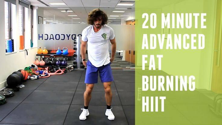 It's take to step it up notch and take your fat burning workouts to the next level. This 20 minute HIIT  workout from super-trainer Joe Wicks is all about utilizing your bodyweight to build lean muscle while shedding calories and excess fat. You can do this workout at home, in the gym, or on the beach! It's 20minutes of full-on exercise that will have you panting, sweating, and feeling great about your fitness!