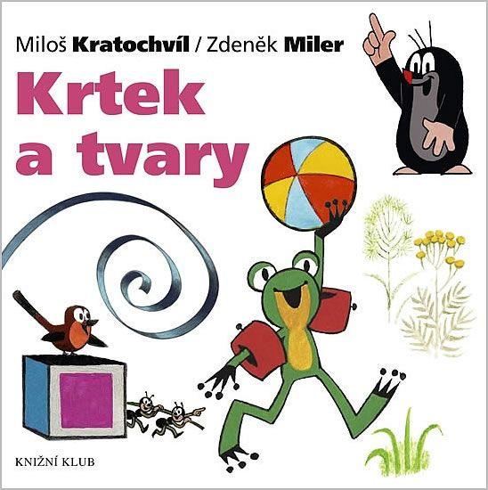 Kniha Krtek a jeho svět 9 - Krtek a tvary | bux.cz