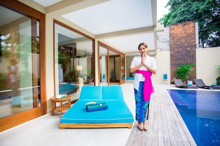 Welcome to The Grove Villas and Spa Bali #bali #estate #pool #seminak #umalas #travel #traveler