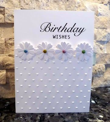 #papercrafting #cards idea: Birthday card