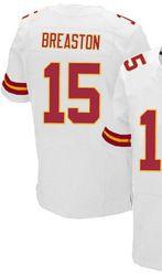 limited jersey nike nfl jersey sale kansas 78.00 steve breaston white elite jersey nike stitched kansas city chiefs 15
