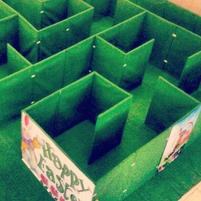 Mobile maze - Pretoria, South Africa #CreativeCollective