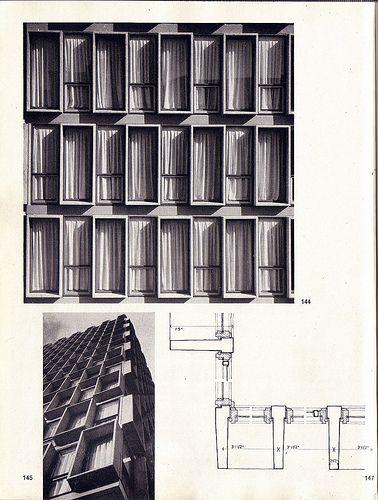 Precast-Concrete Cladding (A.E.J. Morris, 1966) | Flickr - Photo Sharing!