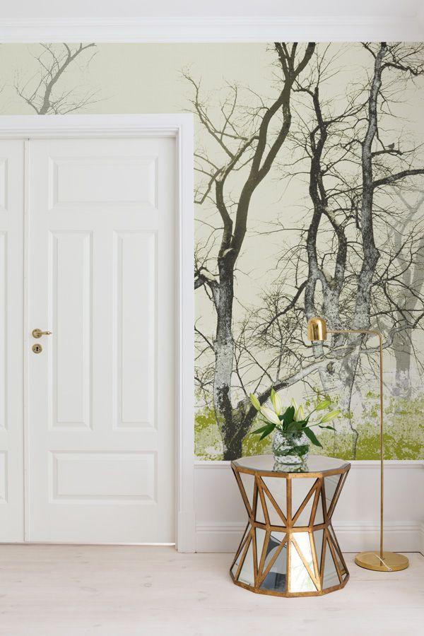 Wallpaper Wander Land Mossn Designed By Scandinavian
