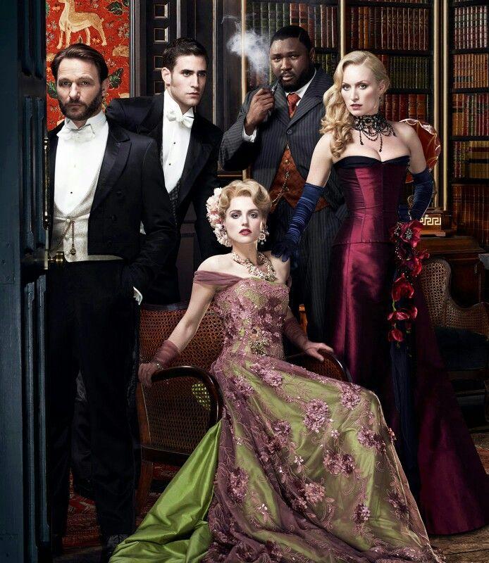 "Cast of ""Dracula"" - 2013"