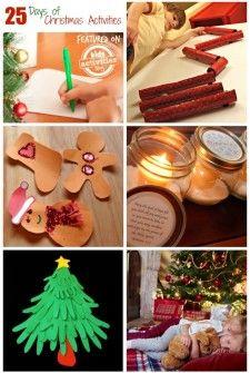 countdown to christmas activities