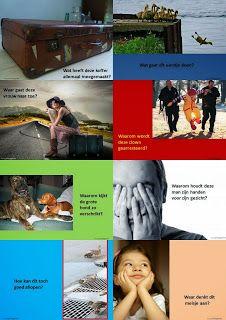lesmateriaal en andere onderwijstips van juf Jantine: opdrachtkaarten stellen