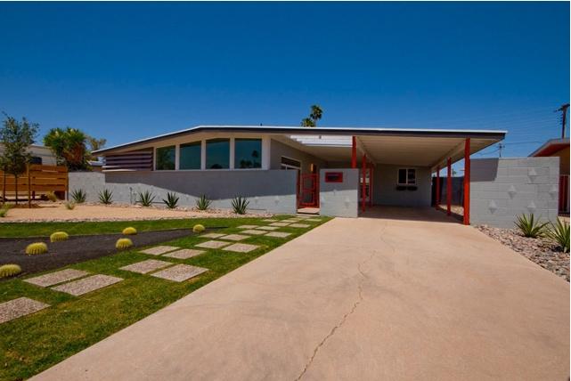 Mid century modern homes scottsdale arizona