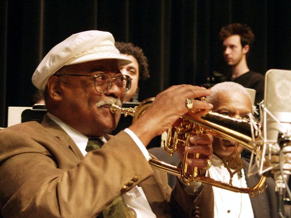 Clark Terry, Master of Jazz Trumpet, Dies at 94 - NYTimes.com