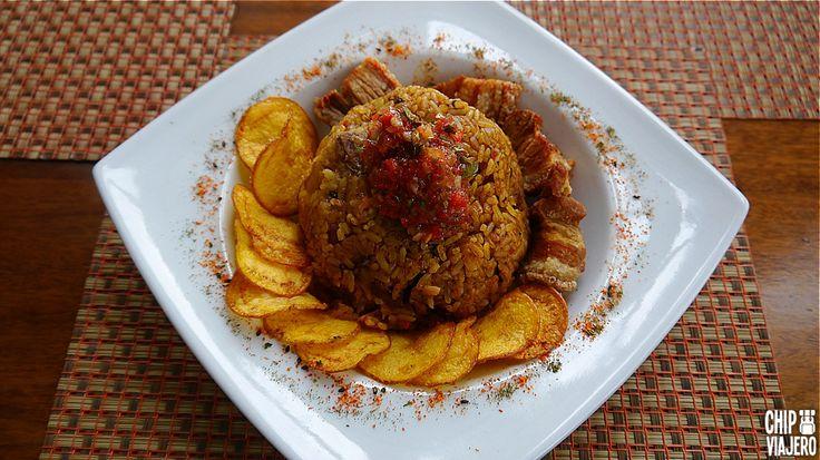 Arroz Monserrate - Restaurante Casa Santa Clara 🍴 🍚
