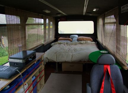 Short Bus Camper Conversion Bus Conversions Pinterest