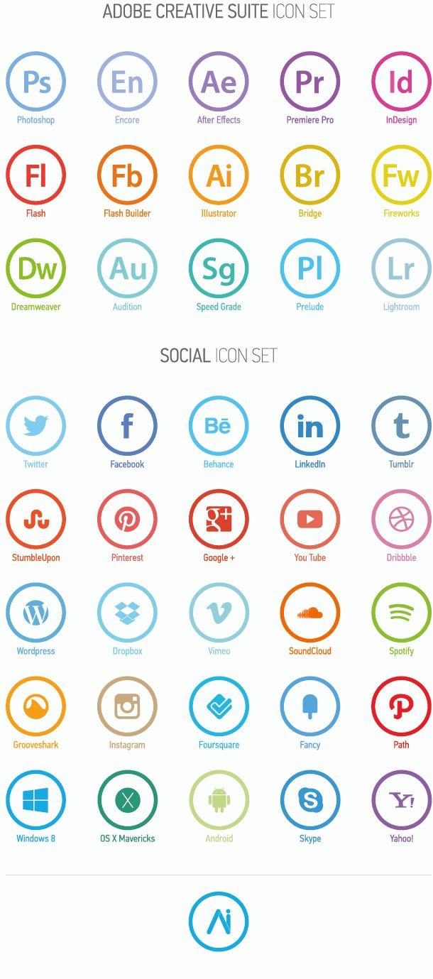Minimal Icon Set on Behance