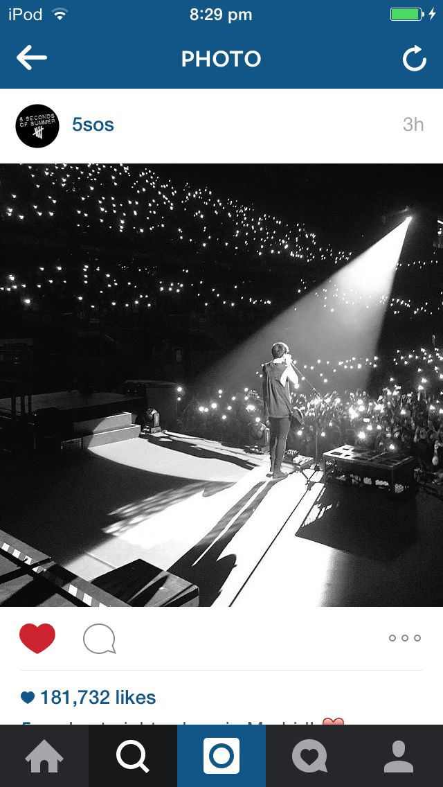 5SOS Instagram post<<this slayed my existence