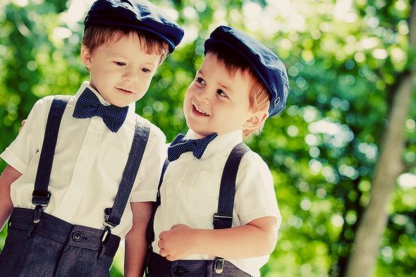 Ring Bearers :  wedding blue kids navy ring bearer Ring Bearers Suspenders