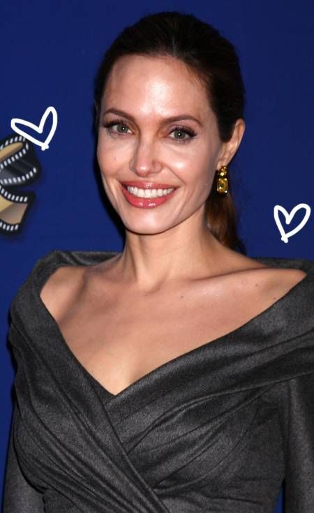 Angelina Jolie reveals for the first time that she underwent a double Mastectomy to prevent breast cancer!
