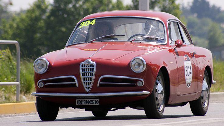 Alfa Romeo Giulietta Sprint (1954)