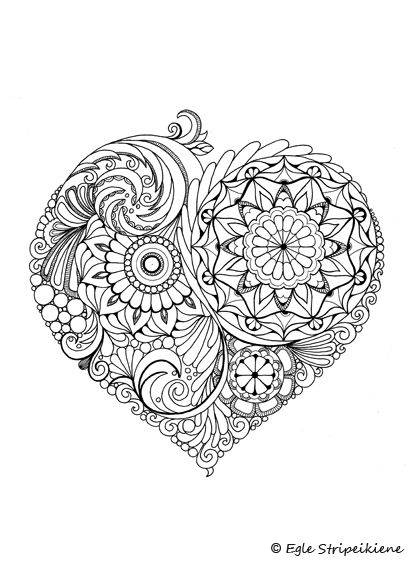 3701 best Cool Coloring Pages images on Pinterest