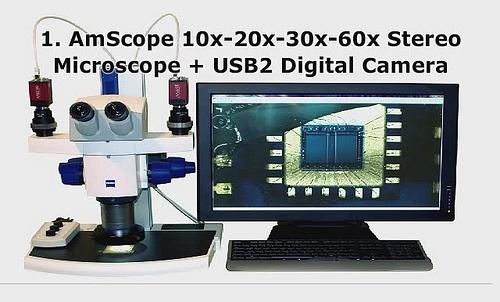Stereo Microscopes