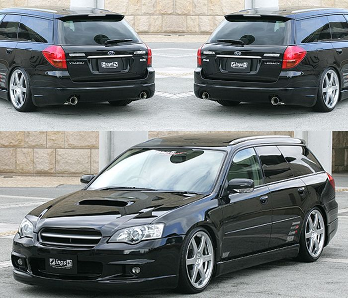 Hot 2005 Legacy B4 Wagon By Subaru Jdm