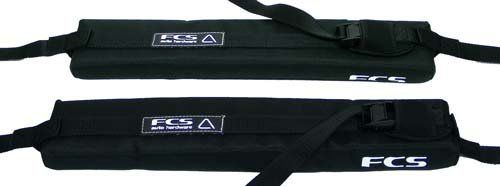 FCS Cam Lock Single Soft Surfboard Racks - (Pair) by FCS. FCS Cam Lock Single Soft Surfboard Racks - (Pair).