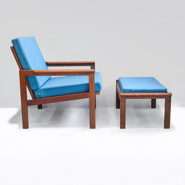 N Eilersen Easy Chair Capella Illum Wikkelso 北欧ヴィンテージ ヴィンテージソファ ヴィンテージチェア 北欧家具 イルムヴィケルソー 北欧 北欧デザイン ブルー チーク材 デザイナーズ家具 北欧イン ヴィンテージ ソファ ヴィンテージ チェア 北欧家具