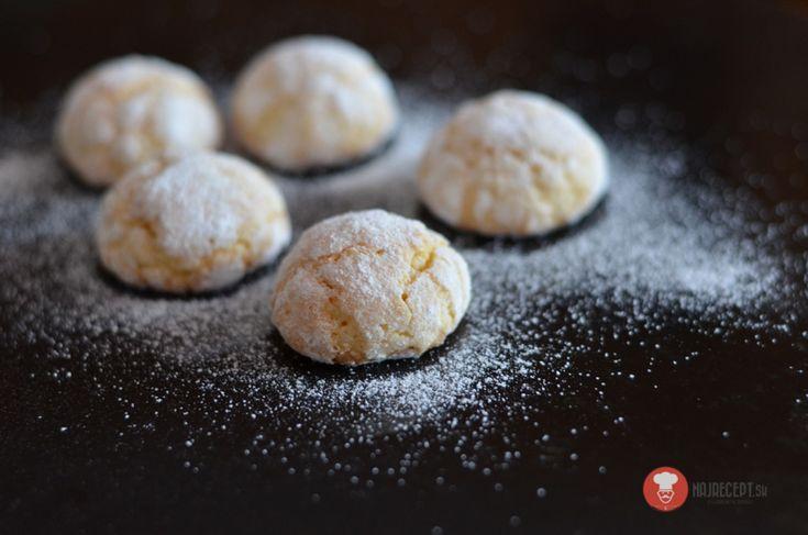 Pomarančovo-kokosové crinkles