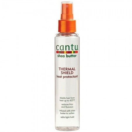 Cantu Thermal Shield Heat Protectant (5 oz.) - NaturallyCurly