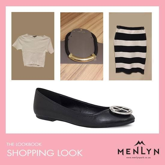 Be prepared for retail therapy with this casual and comfortable #ParisatMenlyn inspired shopping look.
