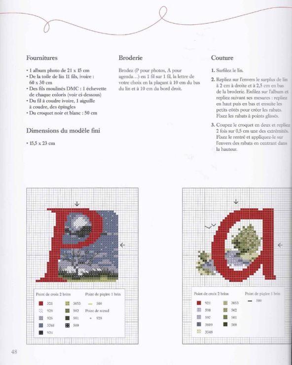 (9) Gallery.ru / Fotoğraf # 13 - Helene Le Berre - Alfabe - velvetstreak