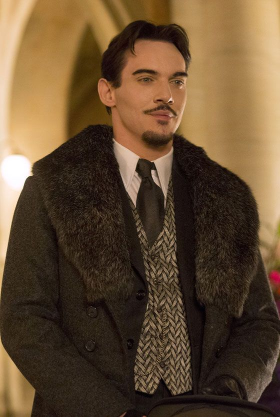 Jonathan Rhys Meyers as Alexander Grayson in Episode Four of Dracula TV Series - sky.com/dracula