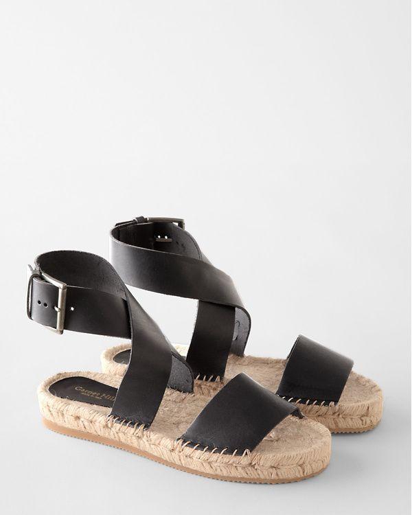 e529aff0fa6 Adelina Espadrille Sandals | Garnet Hill | Shoe love...spring/summer ...