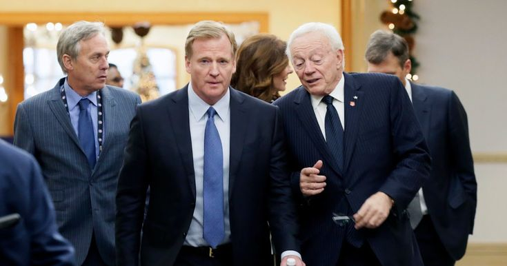 The Dallas Cowboys owner had aggressively challenged the commissioners new contract and the treatment of the star running back Ezekiel Elliott. by KEN BELSON - Source: The New York Times #viralnewsportal #viral #trending