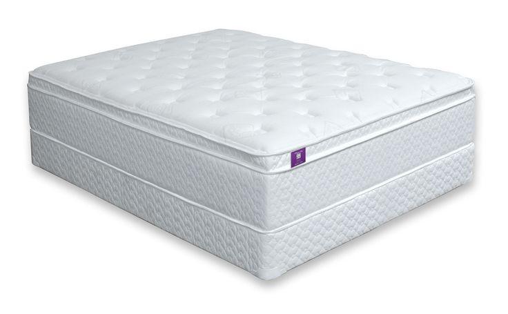 alyssum ii pillow top full size mattress pillow top mattress with gel memory foam provides plush comfort with large graphic medu2026