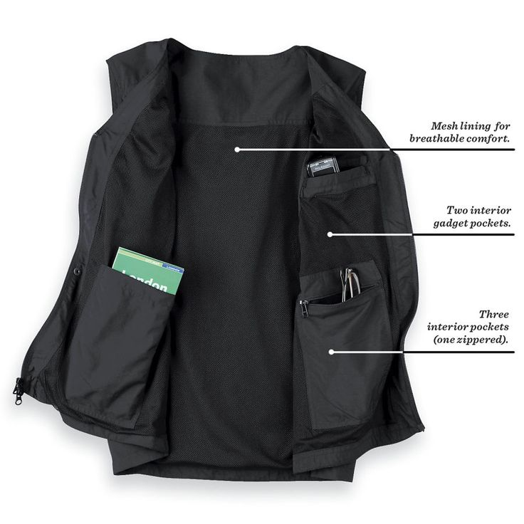 Magellan's Travel Vest - Your Trusted Source for Travel Accessories and Gear