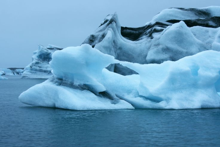 Iceberg Lagoon in Iceland where the European Orthodontics Conference 2013 was held