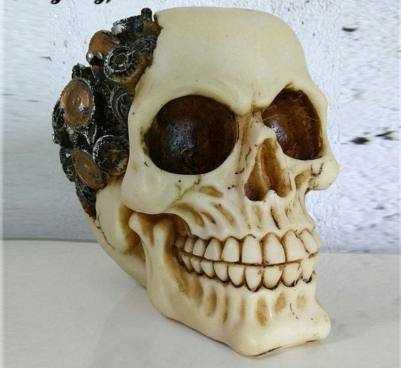 Limited Stocks 3D Skull Head Skeleton Silicone Mold Fondant