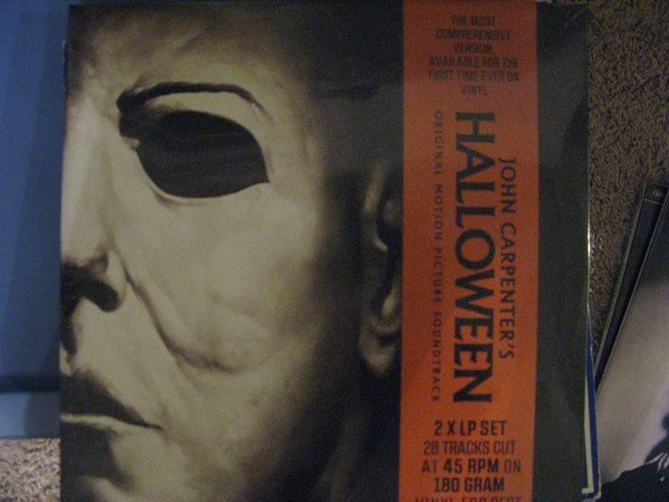 Soundtrack Halloween Variant Edition Vinyl Record
