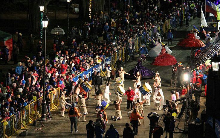Carnaval de invierno Punta Arenas