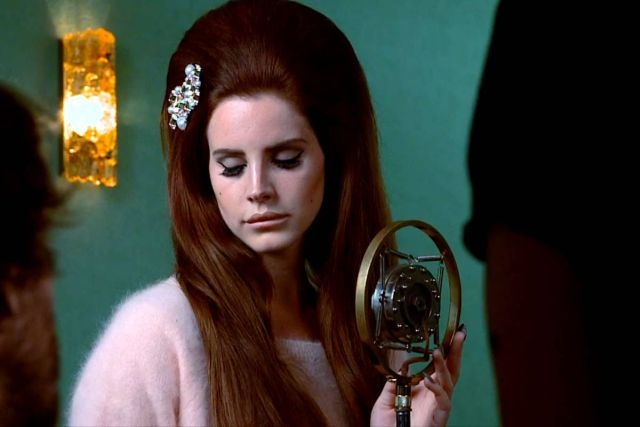 Lana Del Rey - Blue Velvet # video