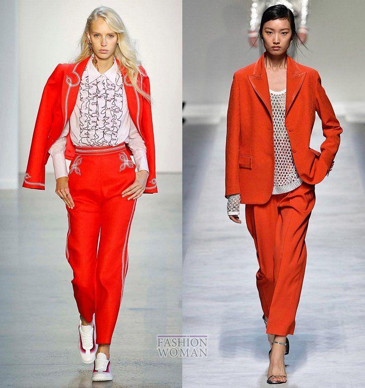 модные брючные костюмы для полных женщин 2021