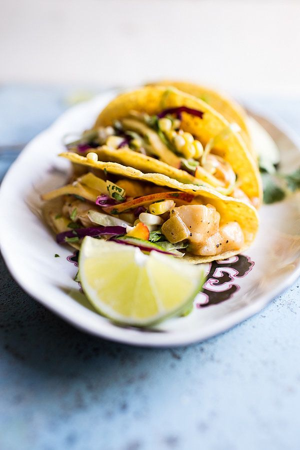 Nothing says Summer like a delicious Seafood Taco.