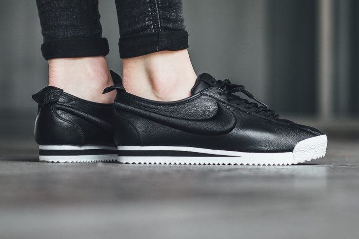 These Black and White Nike Cortez '72 Colorways Are for the Minimalist in You