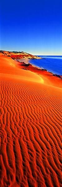 Outback meets the sea - Western Australia #australia #travel #downunder #downundertrip #outback
