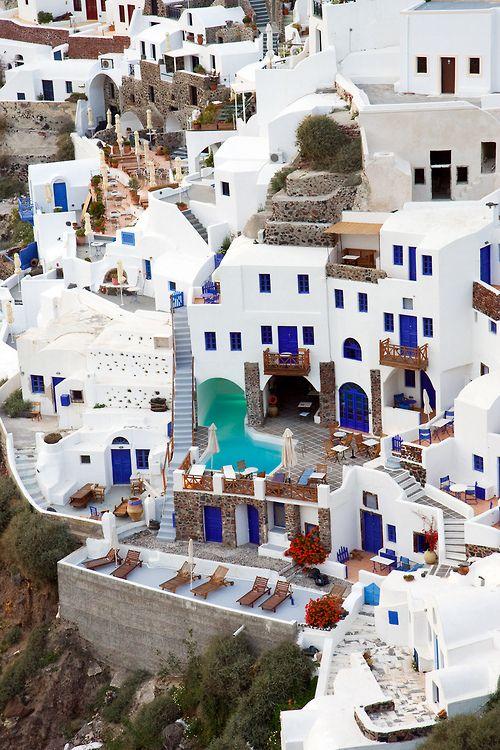 Oia - Santorini - Greece (von Waqas Ahmed)
