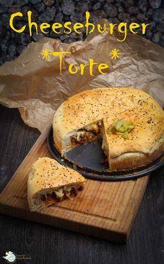 Amor&Kartoffelsack: Cheeseburger-Cake - ein Partykracher