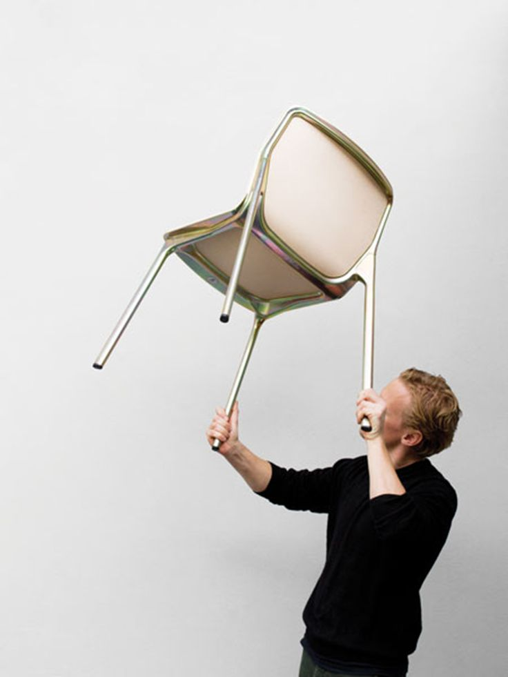 TUNE Chair by Stefan Diez