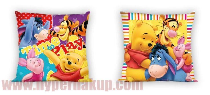 Obliečka na vankúš Disney Macko Pooh  40x40 cm
